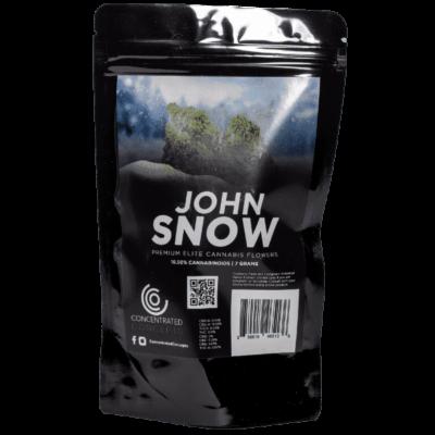 John Snow CBG Flower