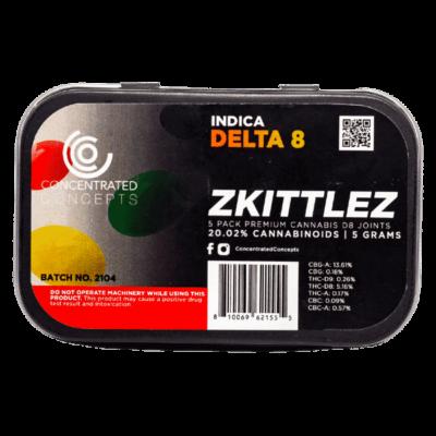 delta 8 thc pre roll